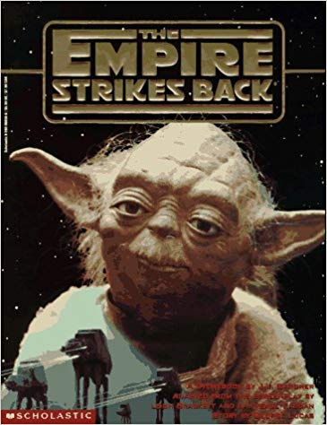 Classic Star Wars: The Empire Strikes Back (Random House)