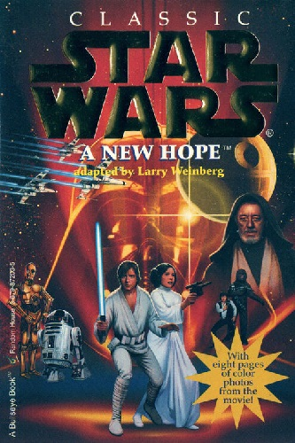 Classic Star Wars: A New Hope (Random House)