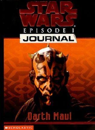 Episode 1 Journal: Darth Maul