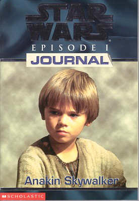Episode 1 Journal: Anakin Skywalker