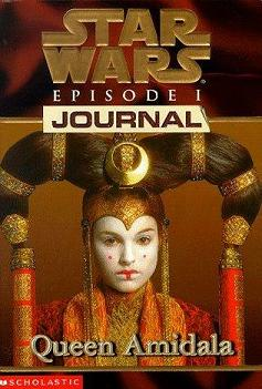 Episode 1 Journal: Queen Amidala
