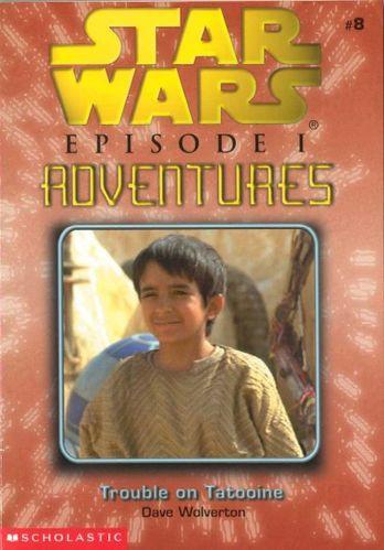 Episode I - Adventures #8: Trouble on Tatooine