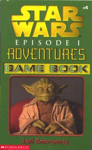 Episode I - Adventures Game #4: Jedi Emergency
