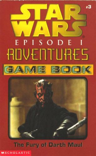 Episode I - Adventures Game #3: The Fury of Darth Maul