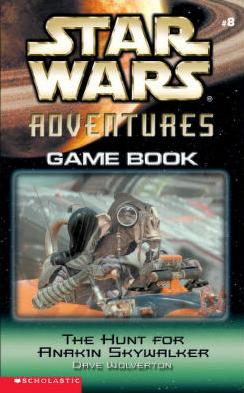 Episode I - Adventures Game #6: The Hunt for Anakin Skywalker