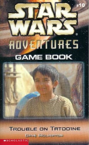 Episode I - Adventures Game #8: Trouble on Tatooine