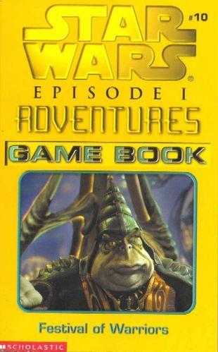 Episode I - Adventures Game #10: Festival of Warriors