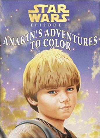Episode I: Anakin's Adventures to Color