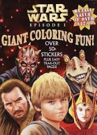 Episode I: Giant Coloring Fun!