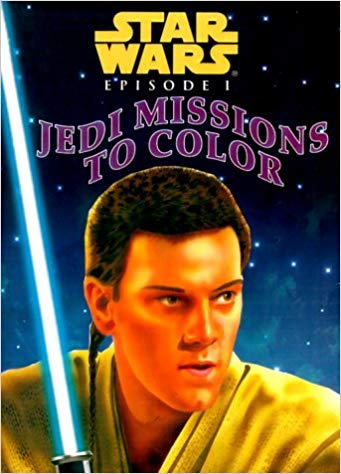 Episode I: Jedi Missions to Color