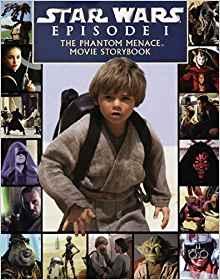 Episode I: The Phantom Menace Movie Storybook