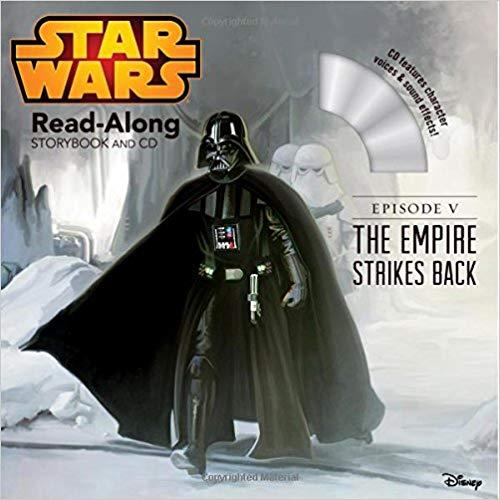 Episode V: The Empire Strikes Back Read-Along Storybook