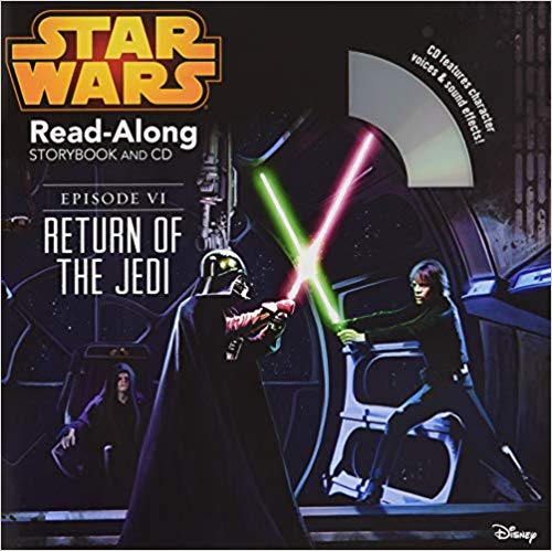 Episode VI: Return of the Jedi Read-Along Storybook
