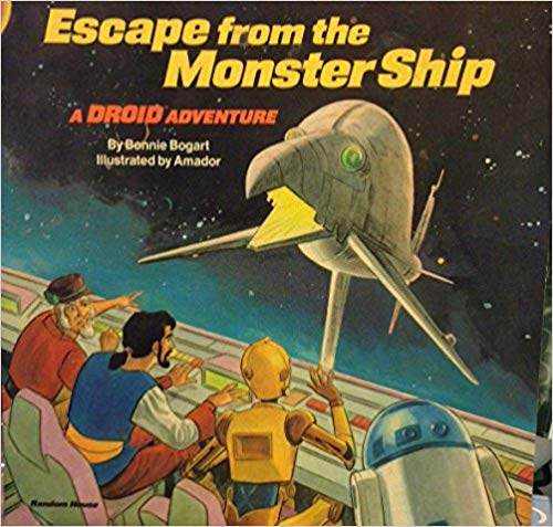 Escape from the Monster Ship: A Droid Adventure