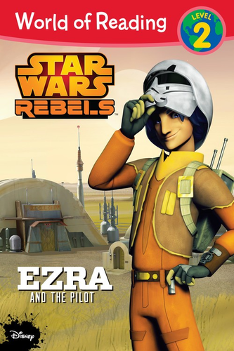 Rebels: Ezra and the Pilot