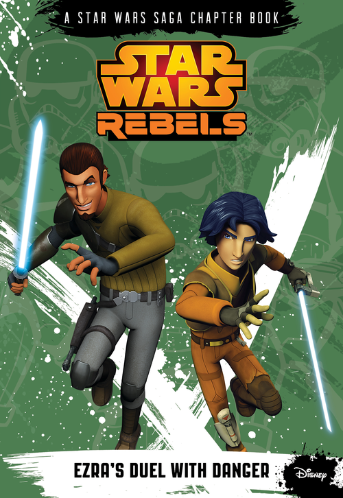 Rebels: Ezra's Duel with Danger