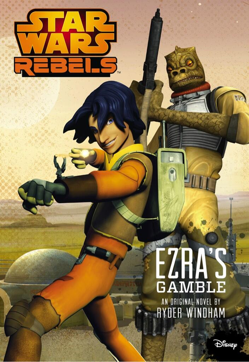Rebels: Ezra's Gamble
