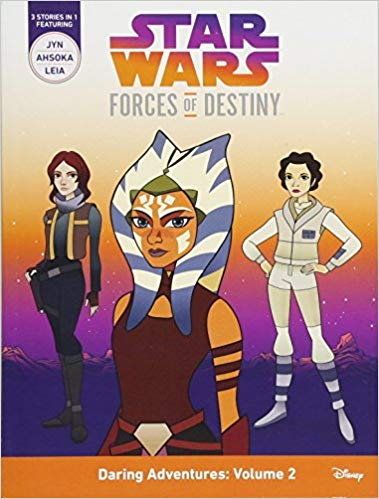 Forces of Destiny: Daring Adventures: Volume 2