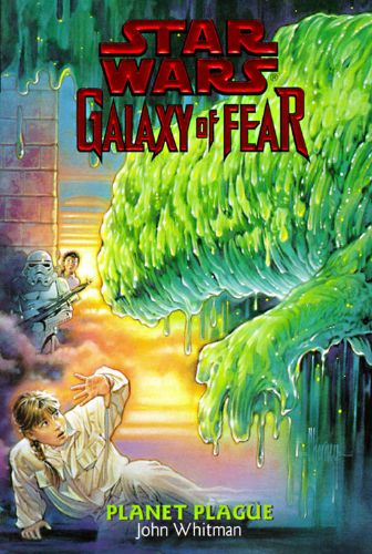 Galaxy of Fear #3: Planet Plague