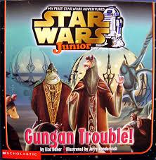 Gungan Trouble!