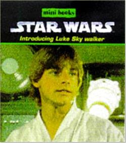 Introducing Luke Skywalker