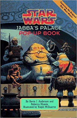 Jabba's Palace Pop-up Book