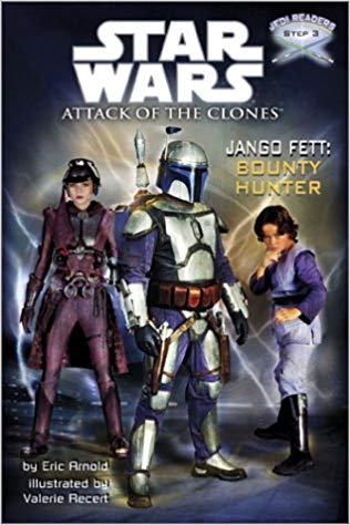 Jango Fett: Bounty Hunter