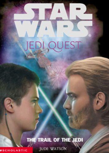 Jedi Quest #2: The Trail of the Jedi