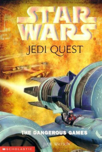 Jedi Quest #3: The Dangerous Games