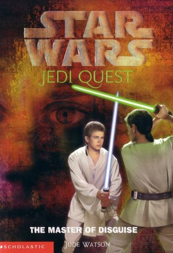 Jedi Quest #4: The Master of Disguise