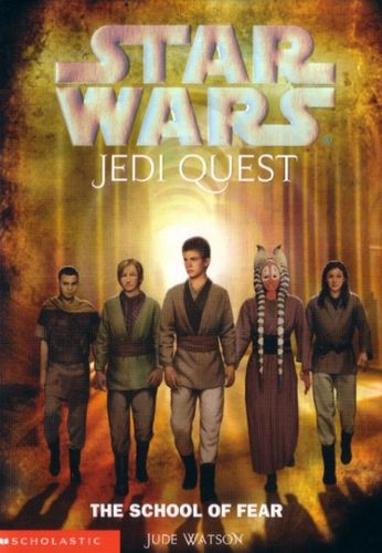 Jedi Quest #5: The School of Fear