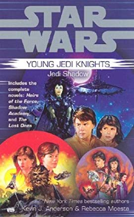 Jedi Shadow (Young Jedi Knights #1-3)