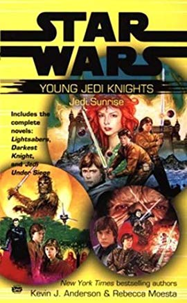 Jedi Sunrise (Young Jedi Knights #4-6)