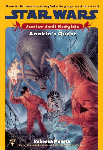 Junior Jedi Knights #4: Anakin's Quest