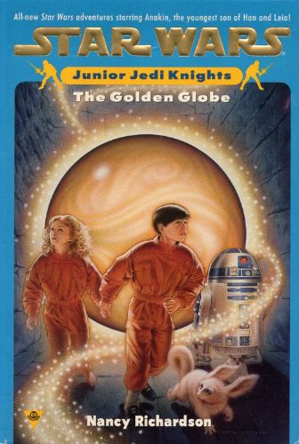 Junior Jedi Knights #1: The Golden Globe