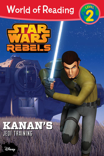 Rebels: Kanan's Jedi Training