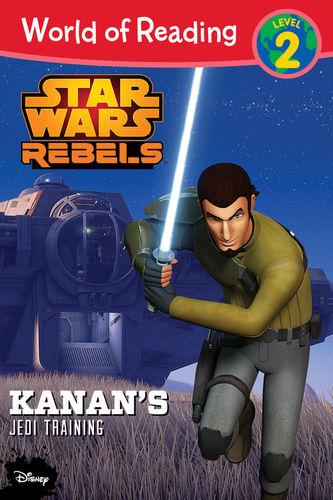 Rebels: Kanan's Jedi Training