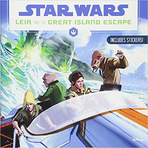 Leia and the Great Island Escape