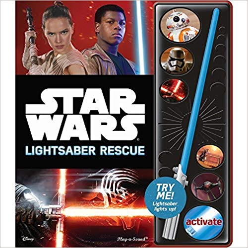 Lightsaber Rescue