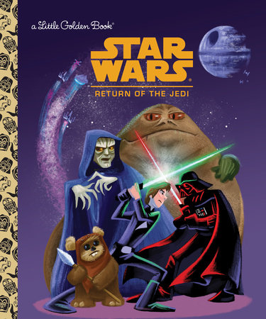 Return of the Jedi (Golden Book)