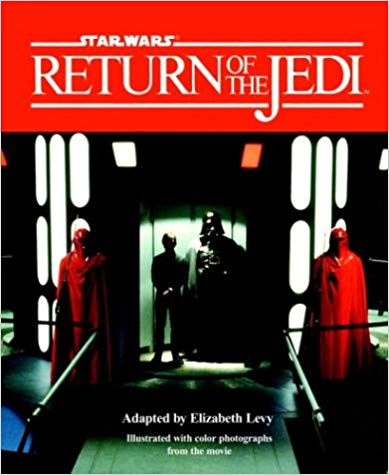 Return of the Jedi Step-Up Movie Adventure
