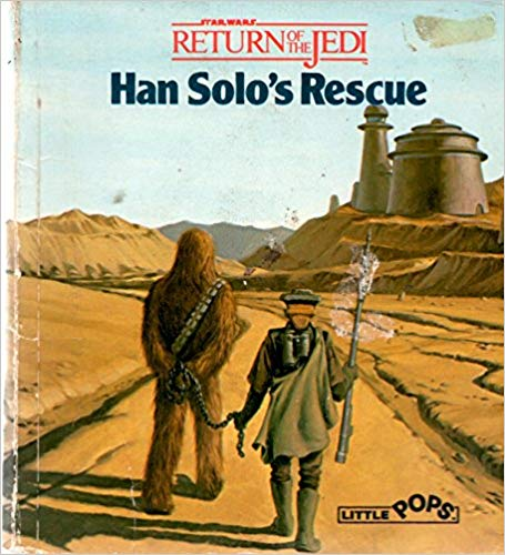 Return of the Jedi: Han Solo's Rescue