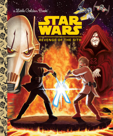 Revenge of the Sith (Golden Book)