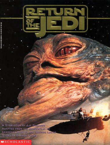 Return of the Jedi: A Storybook