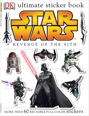 Revenge of the Sith Ultimate Sticker Book