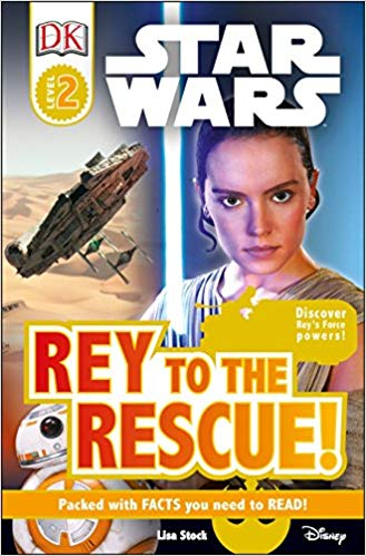 Rey to the Rescue!