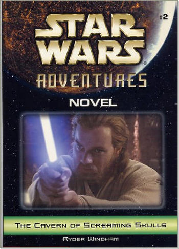 Star Wars Adventures 2: The Cavern of Screaming Skulls