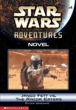 Star Wars Adventures 4: Jango Fett vs. the Razor Eaters