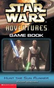 Star Wars Adventures Game Book 1: Hunt the Sun Runner