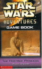 Star Wars Adventures Game Book 3: The Hostage Princess